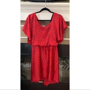 Red BCBGeneration dress 💃🏽